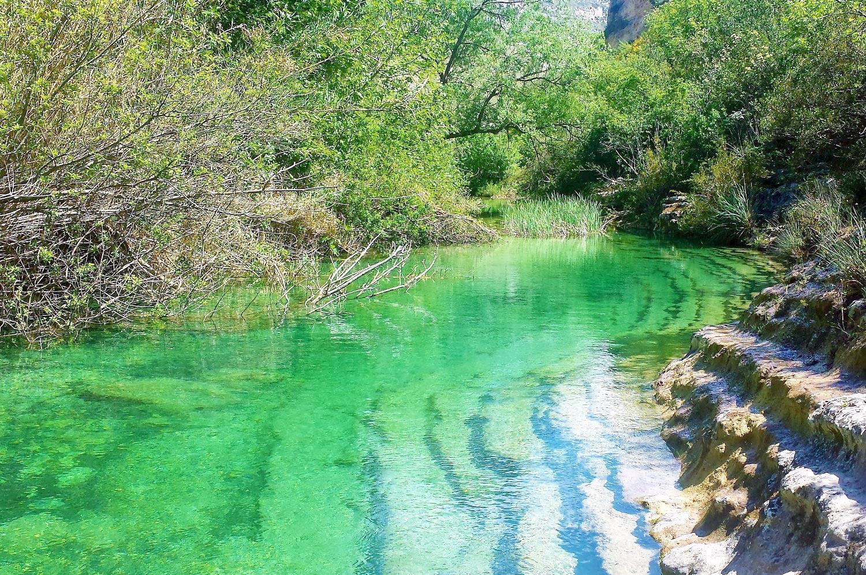 Riserve Naturali Siracusa - Cavagrande di Cassibile