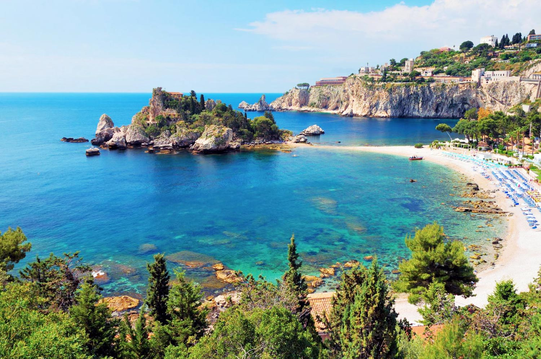 Riserva naturale Isola Bella Taormina