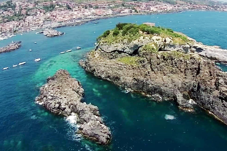 Riserva Naturale Isola Lachea