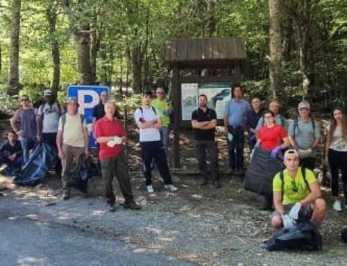 Piano Battaglia, volontari per l'ambiente